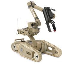 iRobot Warrior 710
