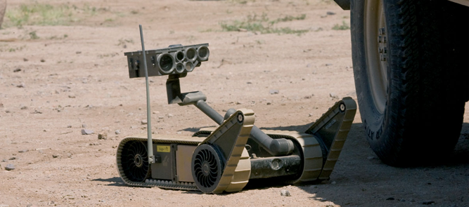 iRobot SUGV