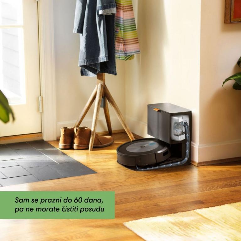 Roomba® j7+ robot za čišćenje