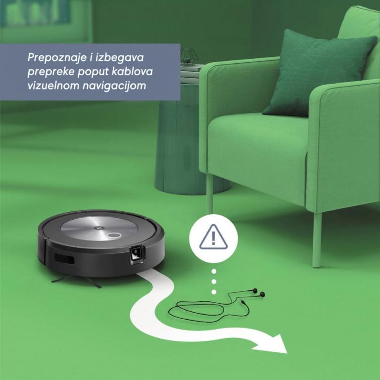 Roomba j7+ inteligentni robot usisivač
