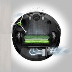 Premium AeroForce™ 3-stepeni sistem čiščenja